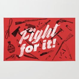 Fight For It Rug