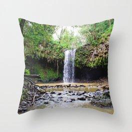 Maui Revealations Throw Pillow