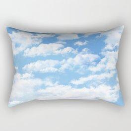 the sky Rectangular Pillow
