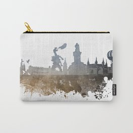 Cracow City Skyline  Carry-All Pouch