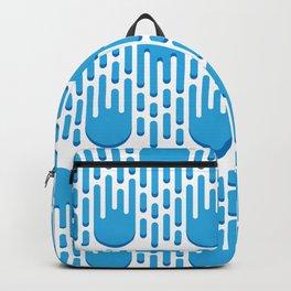 Flat pattern Backpack