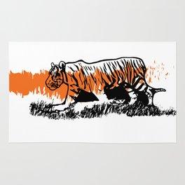 Pantheras tigris II Rug