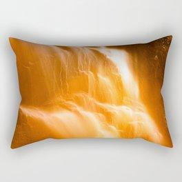 Hadlock Bokeh Bliss Falls Rectangular Pillow