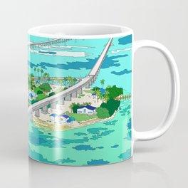 Florida Seven Mile Bridge Coffee Mug