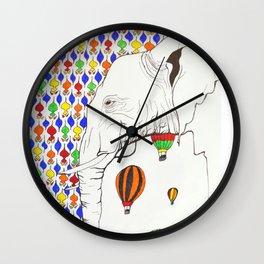 Elepho Wall Clock