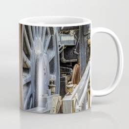Locomotion wheels Coffee Mug