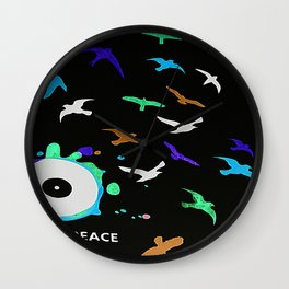 another masterpeace Wall Clock