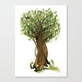 The Fortune Tree #3 Canvas Print