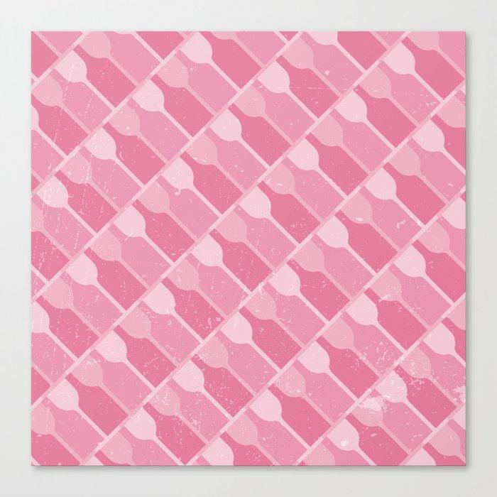 Wine Forever - Rosé Canvas Print