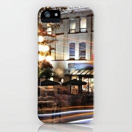 Gastown- Steam Clock iPhone Case