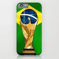 Brazil 2014 iPhone 6s Slim Case