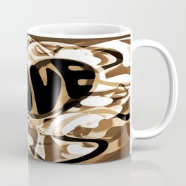 Cabsink16DesignerPatternShadowsOfLove Coffee Mug