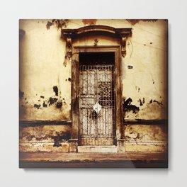 Merida Puerta Metal Print
