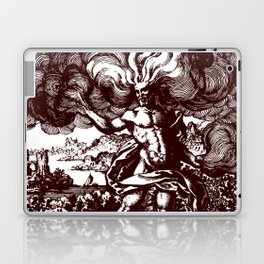 The North Wind Carried Him Laptop & iPad Skin