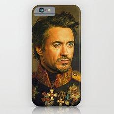 Robert Downey Jr. - replaceface Slim Case iPhone 6s
