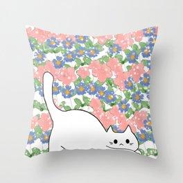 cats 624 Throw Pillow