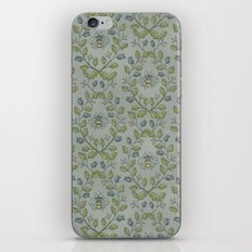 Bees in the Bowers iPhone & iPod Skin