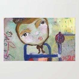 Motherless Child ( A.K.A ) Little Prince Rug
