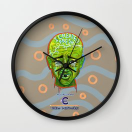 The Priceless Fresh French Kid Wall Clock