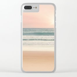 The breath of life Clear iPhone Case
