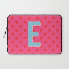 E is for Excellent Laptop Sleeve