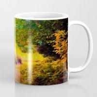 heaven Mugs featuring HEAVEN by 2sweet4words Designs