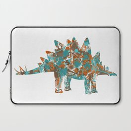 Steamy Stegosaurus Laptop Sleeve