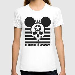 BOMBS AWAY II T-shirt