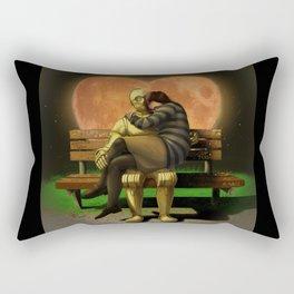 Love knows no Boundaries Rectangular Pillow