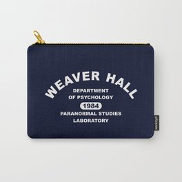 Weaver Hall Carry-All Pouch