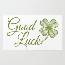 Good luck! Rug