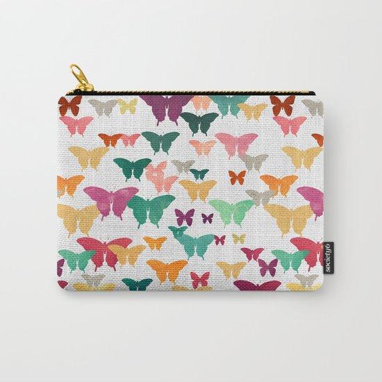 Butterflies & moths Carry-All Pouch