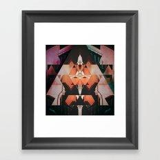 fryktyrrd fyyth Framed Art Print