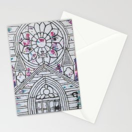 Ink Printer Stationery Cards