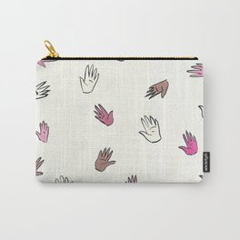 Your Friends Say Hi Carry-All Pouch