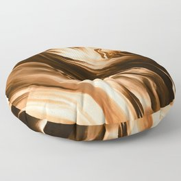 ABSTRACT PAINTING I Floor Pillow