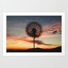 Just Dandy - Landscape Art Print