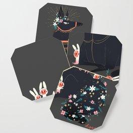 Forest Spirit Coaster