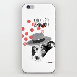 Un chien andalou iPhone Skin