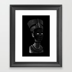 Nefertiti AD Framed Art Print