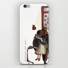 boheme der mar iPhone & iPod Skin
