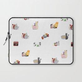 Ghibli x Food Laptop Sleeve
