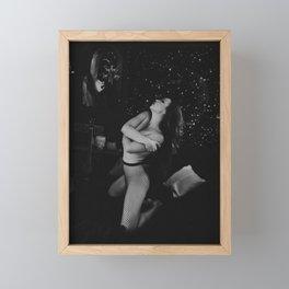 Gone Framed Mini Art Print