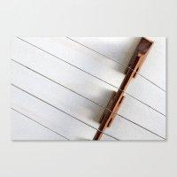 banjo Canvas Prints featuring Banjo by Montana Magic Photography