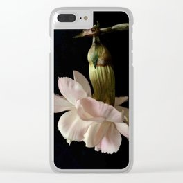 All Things Beautiful Clear iPhone Case