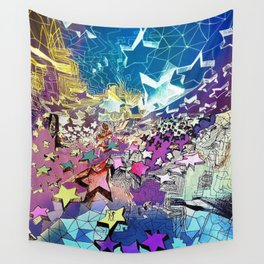 Star Light, Star Bright Wall Tapestry