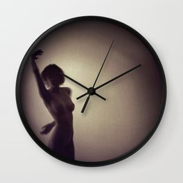 III Wall Clock