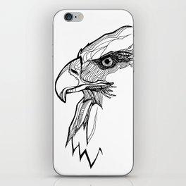 Fiery Freedom iPhone Skin