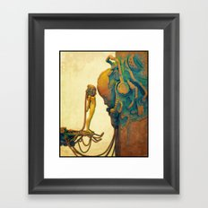 DANU Framed Art Print