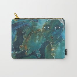 Feeding Dragons Carry-All Pouch